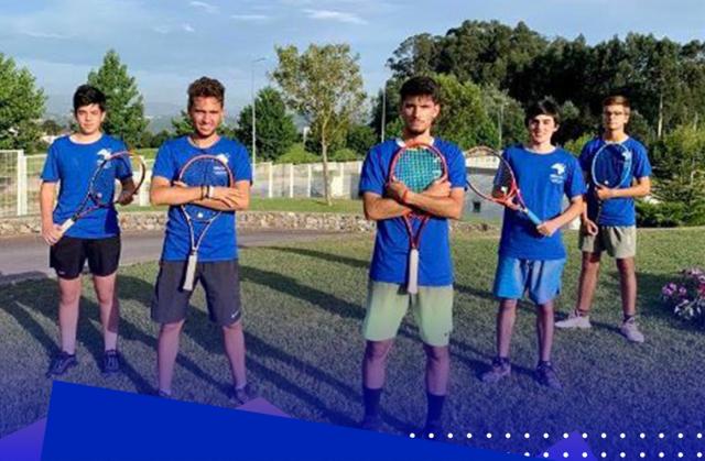 Equipa Sub18 LTA vai disputar a Fase Final do Campeonato Nacional por Equipas