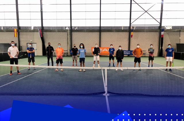 Equipa LTA voltou a disputar os Interclubes de Seniores ATPorto