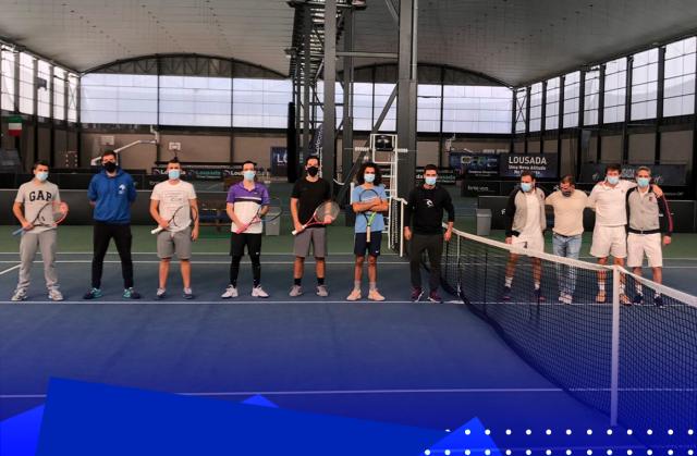Equipa LTA com excelente prestação nos Interclubes de Seniores ATPorto