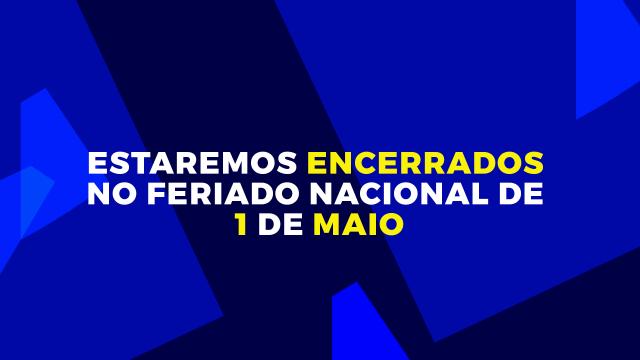 LTA encerrado no feriado nacional de 1 de Maio