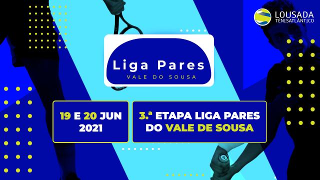 3.ª Etapa Liga Pares do Vale do Sousa: Ordem de jogos disponível